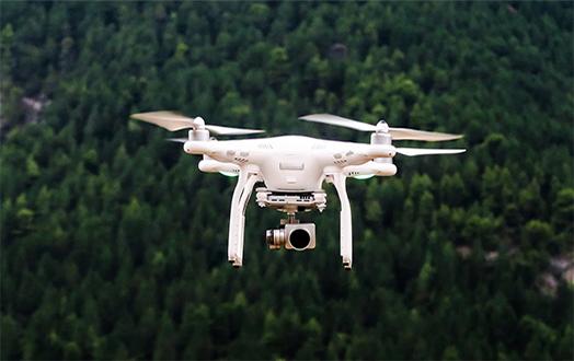 Dronea lennätettäessä tulee ottaa huomioon muut ilmatilan käyttäjät.