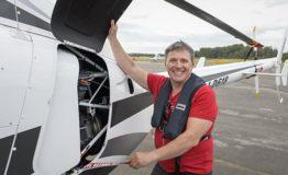 Ensimmäinen ultrahelikopteri Suomeen