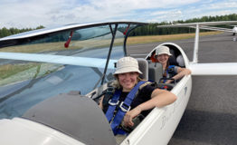 Paikallislentäjästä matkalentäjäksi