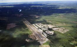 Teiskon lentokentän kohtalo auki