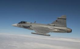 Saabin lentokoneita Ilmavoimat 100 vuotta – juhlalentonäytöksessä