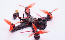 Kisakopterin voi valmistaa itse