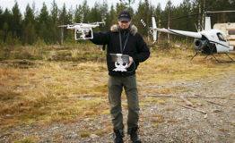 Dronejen suosio yllätti : Yhteispelillä lisää turvallisuutta